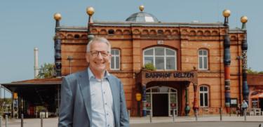 Bahnhof, Uelzen